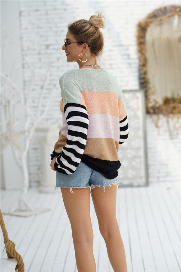 Casual Boho Sweater 2019