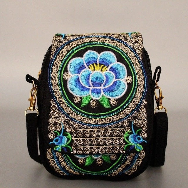 Vintage Ethnic Shoulder Bag