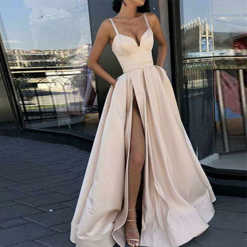 Custom Made Evening Dress