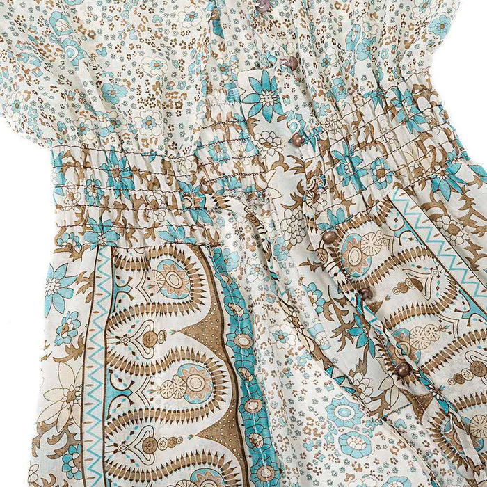 Ethnic Bohemian Long Dress
