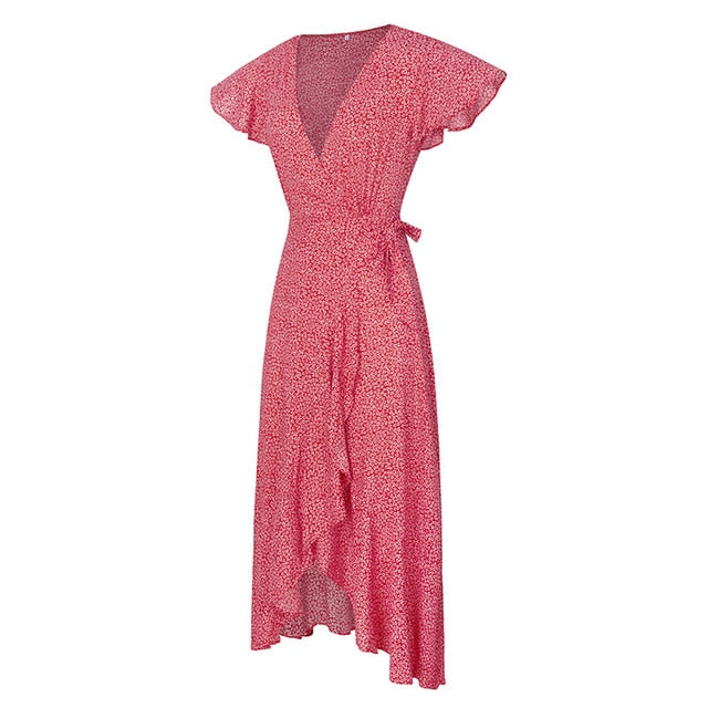 Summer Vacation Holiday Dress