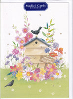 Beehive Happy Birthday Card - Sarah Summers
