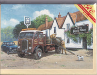 Brewery Local Delivery To A Pub Greetings Card - Kevin Walsh