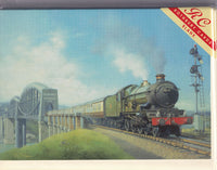 Cornish Riviera Steam Train Out Of Cornwall Greetings Card - Philip Hawkins