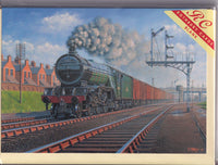 Leicester South GC Railway Greetings Card - Craig Tiley