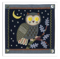 Owl Greetings Card - Susie Lacome