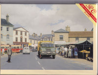 Stowmarket Suffolk Greetings Card - Malcolm Root