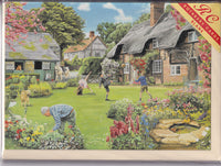 Summer Garden Greetings Card - Trevor Mitchell