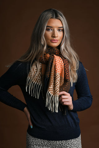 Laoise Brown  Scarf