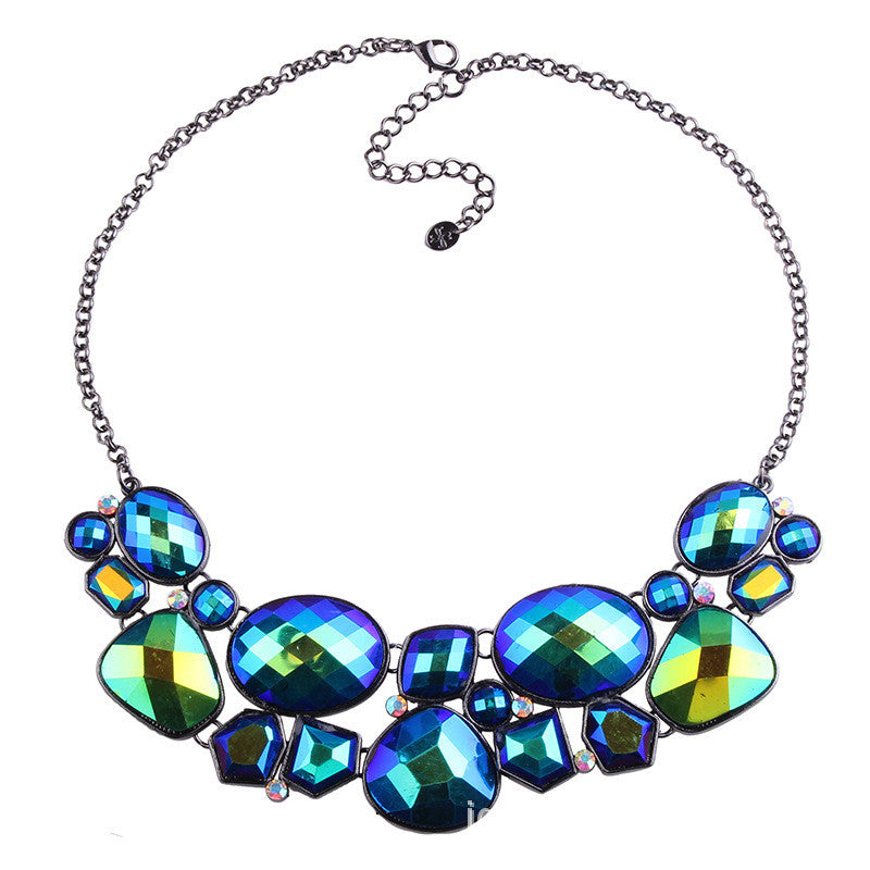 Sally Blue Necklace