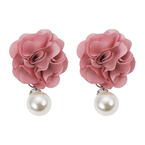 Mimi Pink Earrings