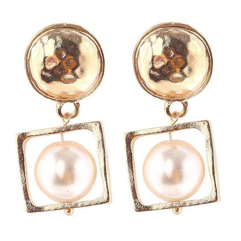 Louise Gold Earrings