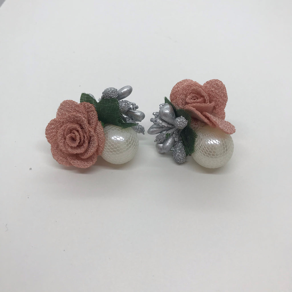 Izzy Pale Pink Earrings