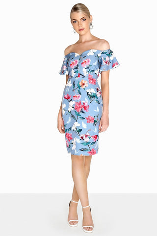 Molly Floral PrintDress
