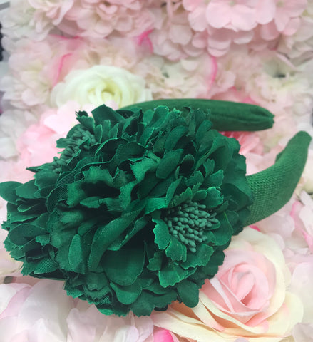 Gemma Green Statement Hairband