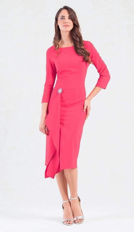 Moncho Heredia Stephanie Dress