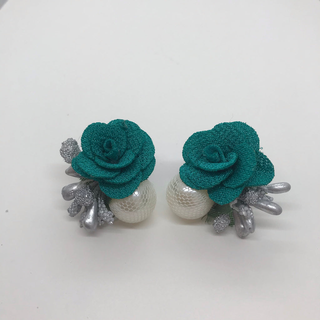 Izzy Green Earrings