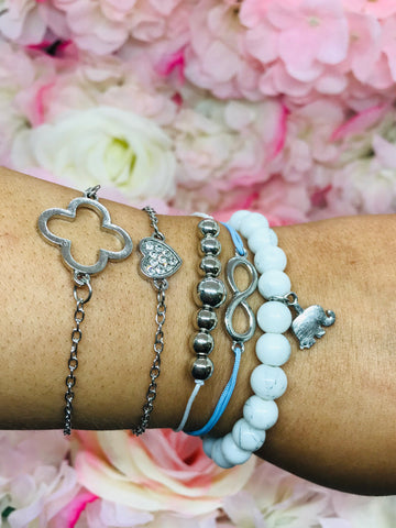 Nellie Stacking Bracelet