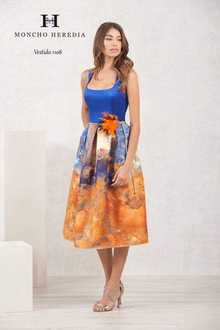 Moncho Heredia Sophia Dress