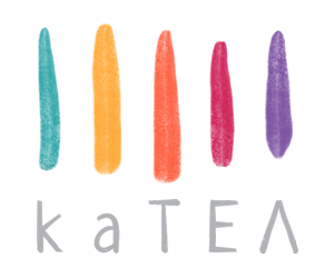 katea.ca official Katea Inc logo - Tea, Herbs and Health ingredients
