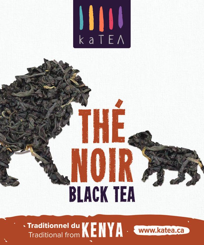 Black Orthodox Tea - Kenya Black Tea