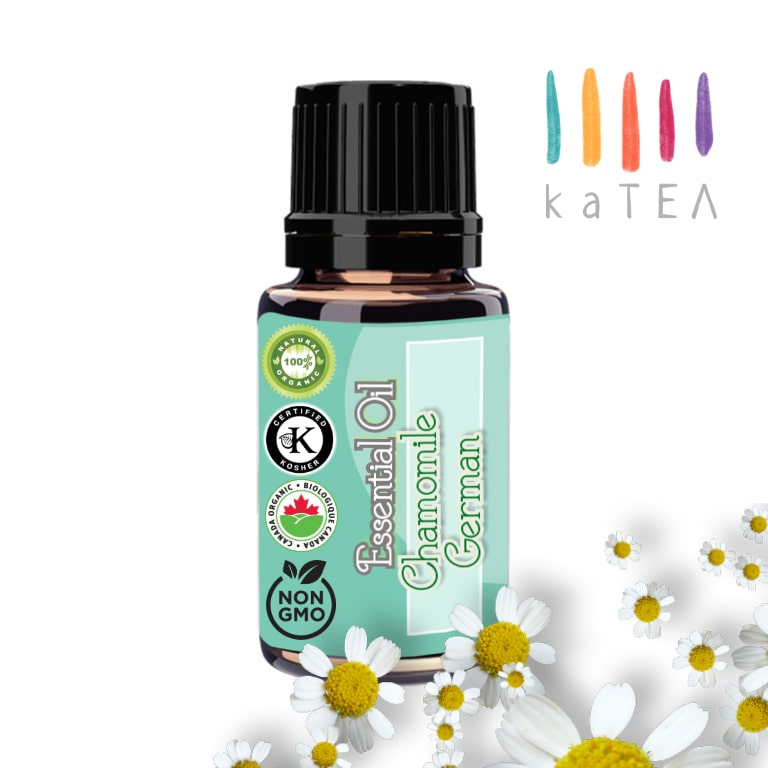 Pure German Chamomile Essential Oil