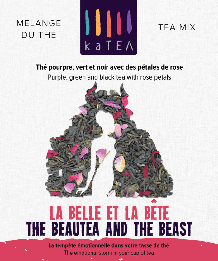 Best Tea Blends with Purple Tea and Rose Petals