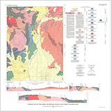 geologic, quadrangle, map, 864, gq-864, gq864, gq 864'