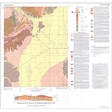 geologic, quadrangle, map, 1295, gq-1295, gq1295, gq 1295
