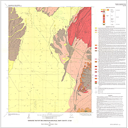 geologic, quadrangle, map, 1296, gq-1296, gq1296, gq 1296