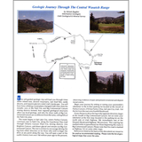 Geology and scenery of the central Wasatch Range, Salt Lake and Summit Counties (PI-9)