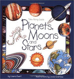 Planets Moons And Stars