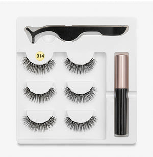 Magnetic Eyelashes and Liner Kit