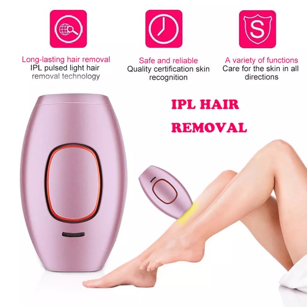 IPL Laser Hair At Home Removal Handset 500000 Flashes