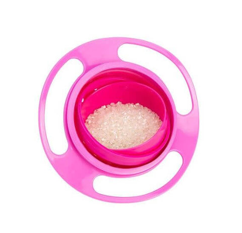 Anti Spill Kids Feeding Bowl - Infant Kingdom