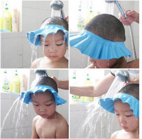 Kids Shower Eye Protection Cap - Infant Kingdom