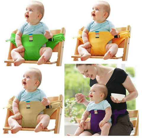 Baby High Chair Support Strap - Infant Kingdom