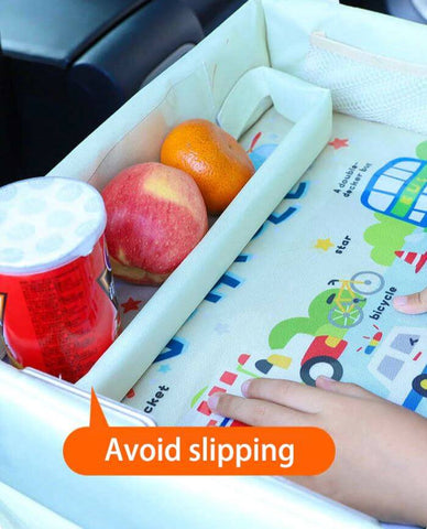 Kids Non Slip Waterproof In Car Table - Infant Kingdom