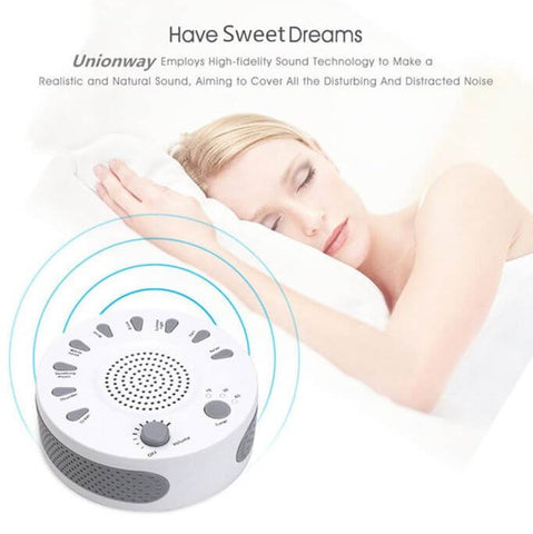 White Noise Machine For Babies - Infant Kingdom