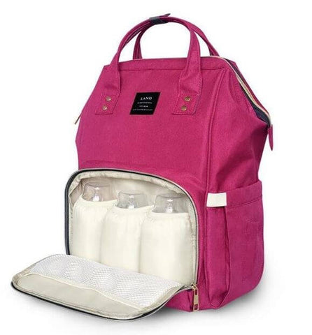 Baby travel diaper packpack- Infant Kingdom