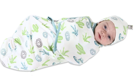 Cotton Baby Swaddle- Infant Kingdom