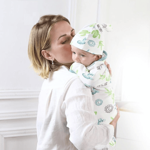 Baby Swaddle Sleeping Bag - Infant Kingdom