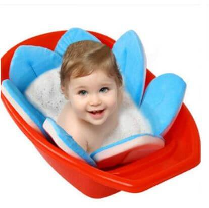 Foldable Baby Support Bathtub