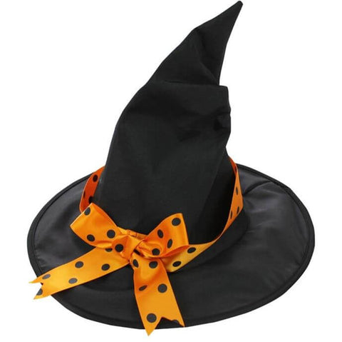 Halloween Witch Girls Hat - Infant Kingdom