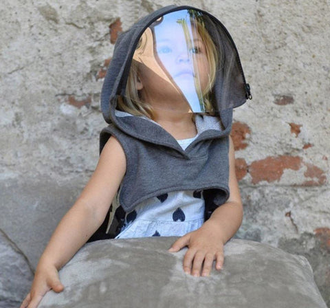 Kids Transparent Protective Face Hat - Infant Kingdom