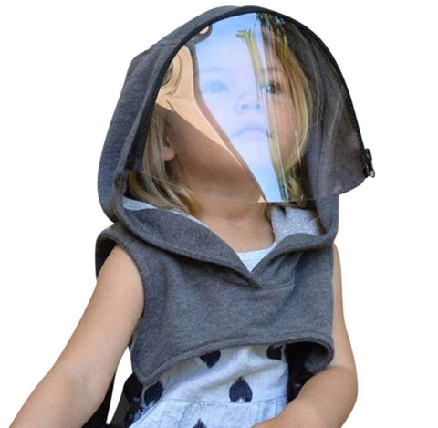 Kids Transparent Face Protection - Infant Kingdom