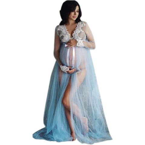 Maternity Photography Gown - Infant Kingdom