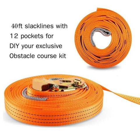 Slackline Obstacle Kit - Infant Kingdom