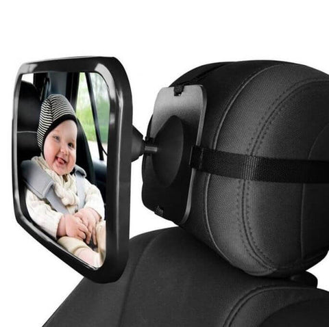 Toddler In Car Rear View Mirror - Infant Kingdom