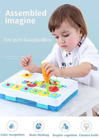 Drill Toys For Toddlers - Infant Kingdom